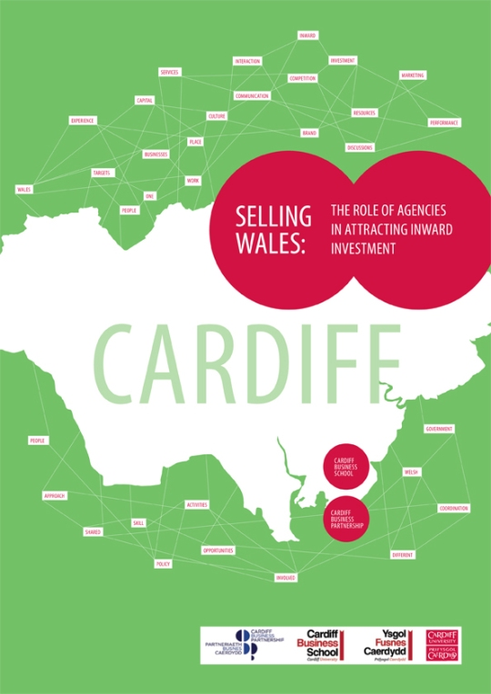 Selling Wales Report Cover